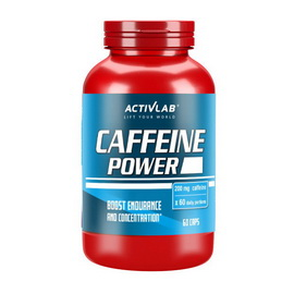 Caffeine Power (60 caps)