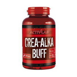 Crea-Alka Buff (120 caps)