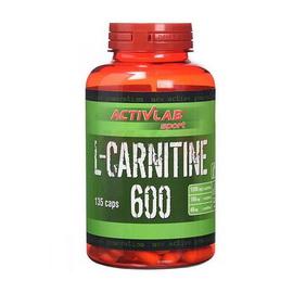 L-Carnitine 600 (135 caps)