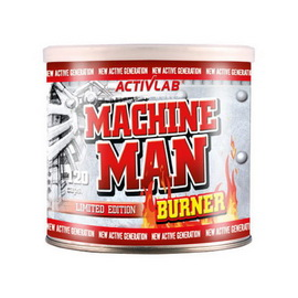 Machine Man Burner (120 caps)