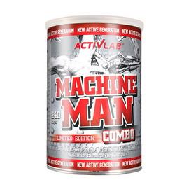 Machine Man Combo (240 caps)