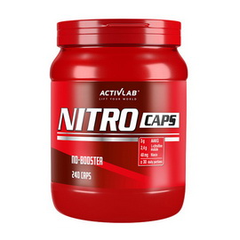 Nitro Caps (240 caps)