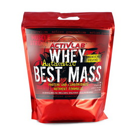 Whey Best Mass (Dibencozide) (3 kg)