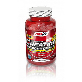 Creatine Monohydrate (220 caps)