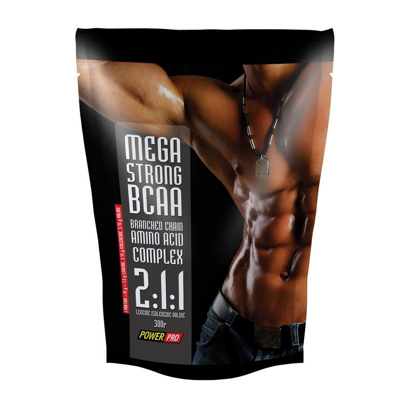 BCAA Mega Strong (300 g)