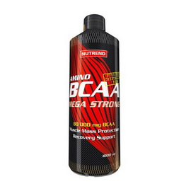 Amino BCAA Mega Strong (1 l)
