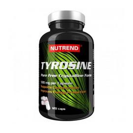 Tyrosine (120 caps)