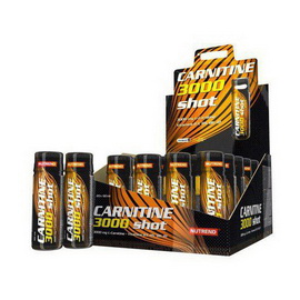 Carnitine 3000 Shot (20 x 60 ml)