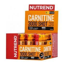 Carnitine 3000 Shot (20 x 60 ml)