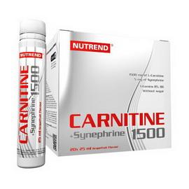Carni. 1500 + Synephrine (10 x 25 ml)