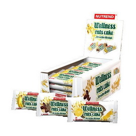 Wellness Oats Cake (20 x 70 g)