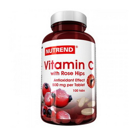 Vitamin C with Rose Hips (100 tabs)