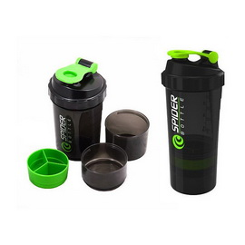 Shaker Spider Bottle Mini2Go (600 ml)
