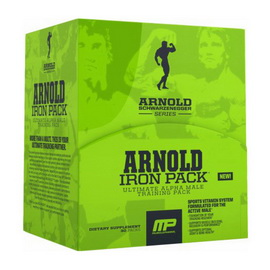 Arnold Iron Pack (30 pak)