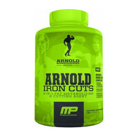 Arnold Iron Cuts (90 caps)