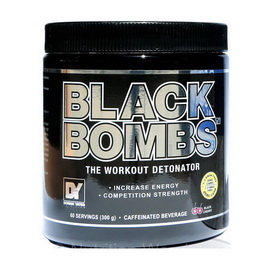 BLACK BOMBS (300 g)
