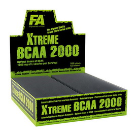 Xtreme BCAA 2000 Blister (960 tabs)