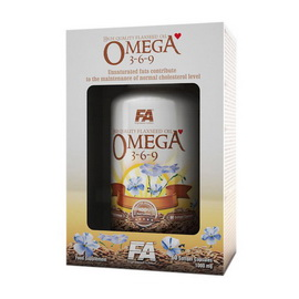 Omega 3-6-9 (120 caps)