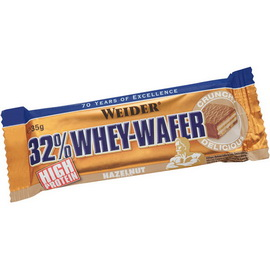 32% Whey Wafer Bar (1 x 35 g)