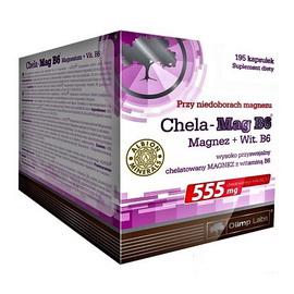 Chela-Mag B6 (195 caps)