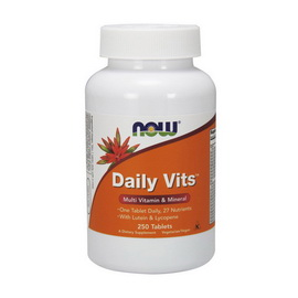 Daily Vits (250 tabs)