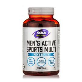 Men's Active Sports Multi (90 caps)