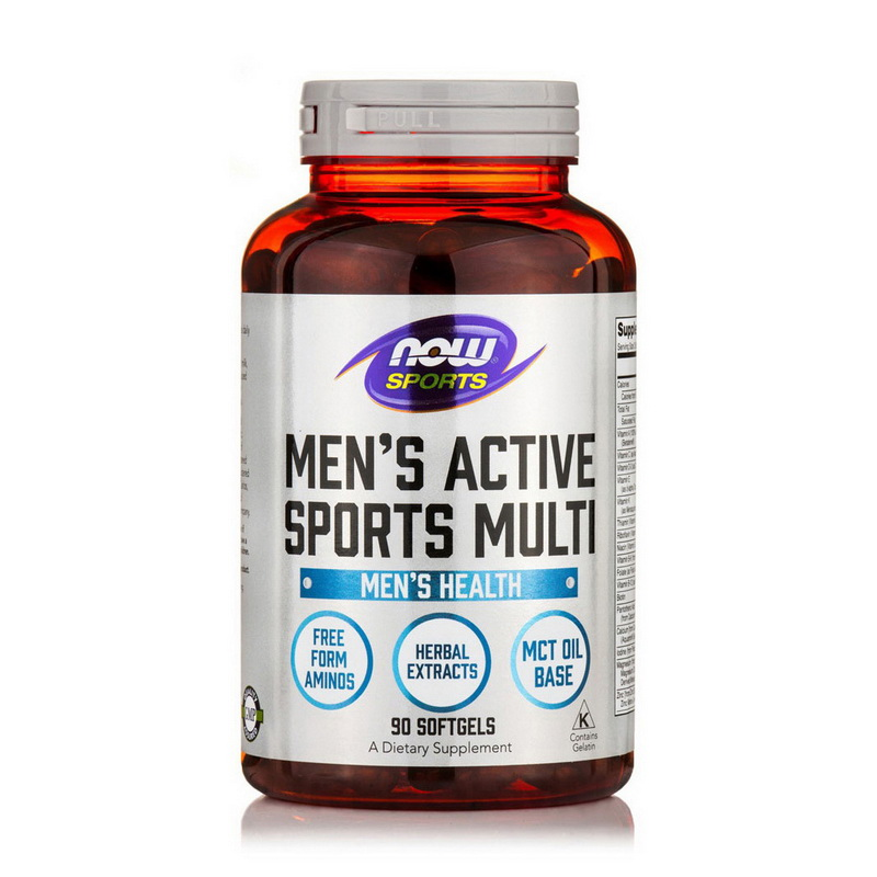 Men's Extreme Sports Multi (90 caps)