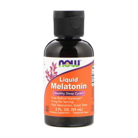 Liquid Melatonin 3 mg (60 ml)