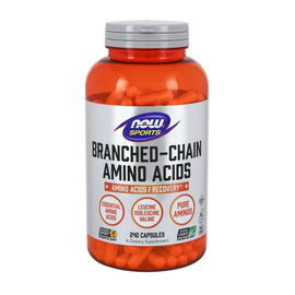 Branched Chain Amino Acids (240 caps)