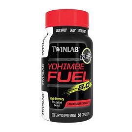 Yohimbe Fuel (50 caps)