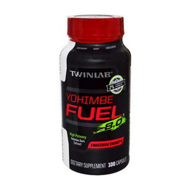 Yohimbe Fuel (100 caps)