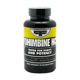 Yohimbine HCL (90 caps)
