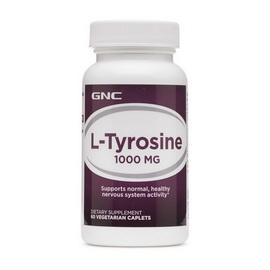 L-Tyrosine 1000 mg (60 veg caplets)