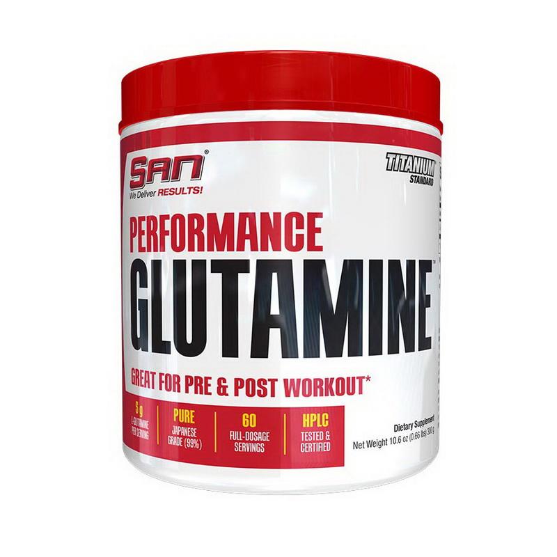 Performance Glutamine (600 g)