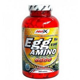 Egg Amino 6000 (120 tabs)