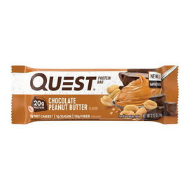 QuestBar Chocolate Peanut Butter (1 x 60 g)