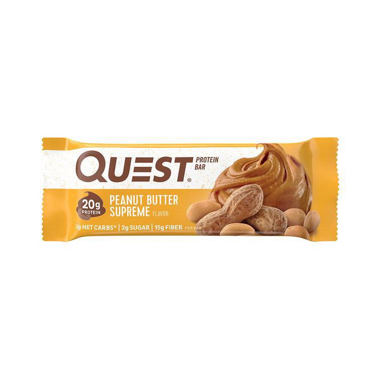 QuestBar Peanut Butter Supreme (1 x 60 g)