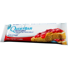 QuestBar Peanut Butter & Jelly (1 x 60 g)