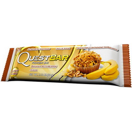 QuestBar Banana Nut Muffin (1 x 60 g)