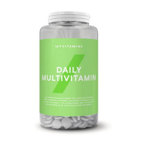 Daily Vitamins (60 tabs)