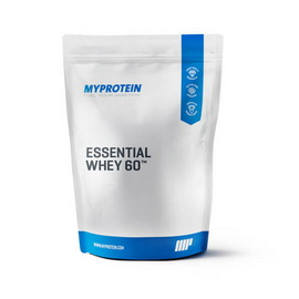 Essential Whey 60 Unflavored (5 kg)