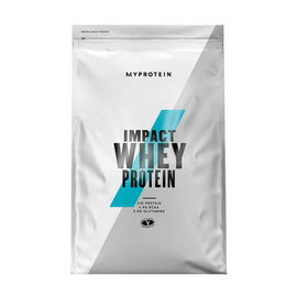 Impact Whey Protein Unflavored (1 kg)