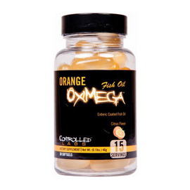 Orange OxiMega Fish Oil (30 caps)