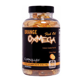 Orange OxiMega Fish Oil (120 caps)
