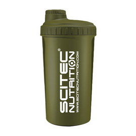 Shaker Muscle Army Green (700 ml)