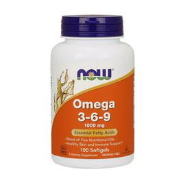 Omega 3-6-9 1000 mg (100 caps)