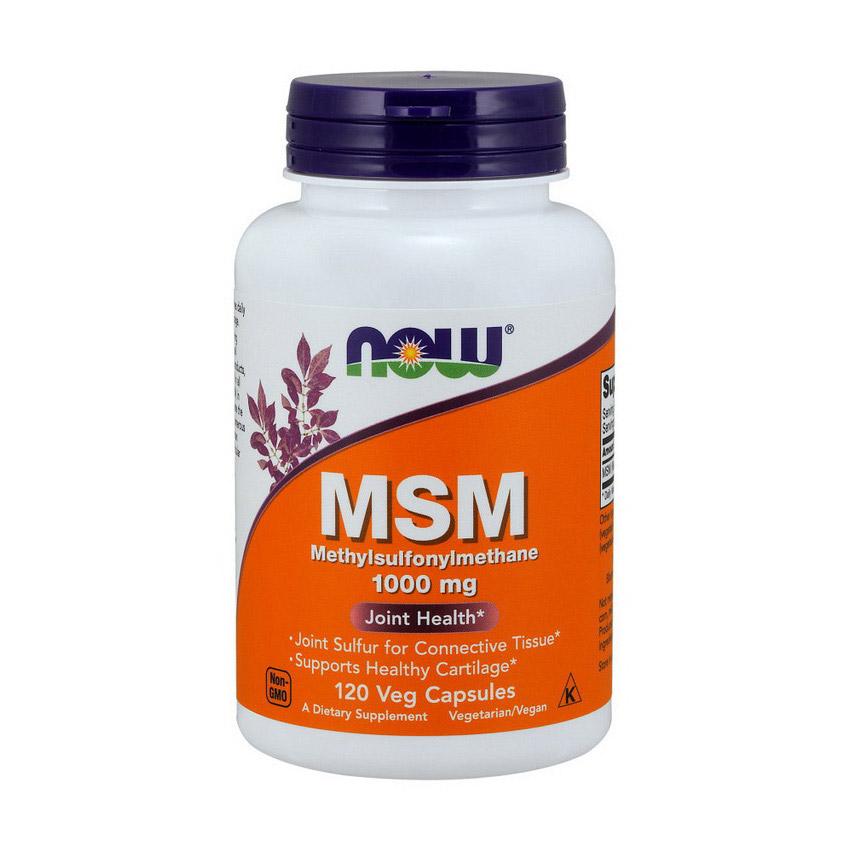 MSM 1000 mg (120 caps)