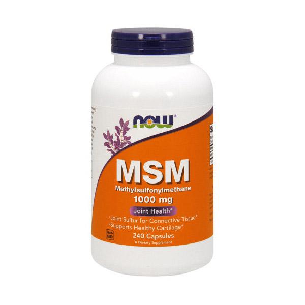 MSM 1000 mg (240 caps)