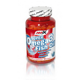 Super Omega 3 Fish Oil (90 caps)