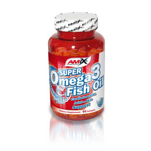 Super Omega 3 Fish Oil (90 caps)